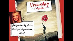 9 Aug - Ivy Sutton (oggend diens) - YouTube