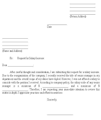 request for salary increase template salary increase letter template employer 3 request for increment