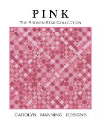 Pink Printed Chart