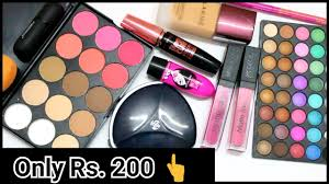 best makeup s under rs 200 only affordable good quality makeup s thatglam