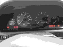 1997 Nissan Maxima Brake Lights Stay On Alternator Or Fuse Flickering Battery And Brake Warning