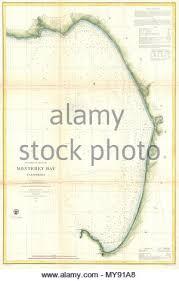 Thi Stock Chart Preliminary Chart Of Monterey Bay California English This