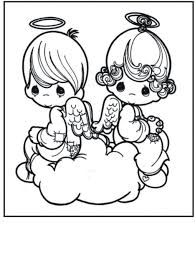 Small Picture Coloring Pages Dibujos Para Colorear Precious Moments Colour Me