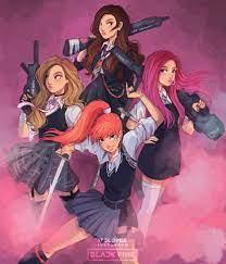 The group debuted in august 2016 with their single album square one. Resultado De Imagen Para Imagenes De Blackpink Anime Kawaii Blackpink Fanart Laia Lopez Blackpink Art