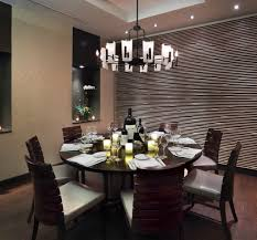 87 most wicked modern chandelier dining room lighting fixtures over rounded table and chairs in contemporary