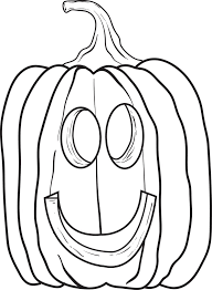 To print the coloring page Printable Pumpkin Coloring Page For Kids 9 Supplyme