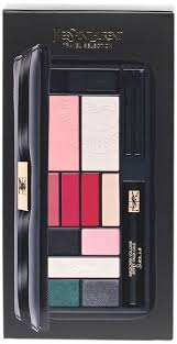 yves saint lau extremely ysl tuxedo make up essentials palette