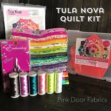 Modern Fabrics, Patterns and Notions for Sewing, Quilting and ... & Tula Nova Quilt Kit - Fabric ONLY - TPTN-FABRIC Adamdwight.com