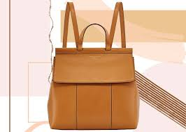 best designer backpacks for women tory burch block t leather backpack