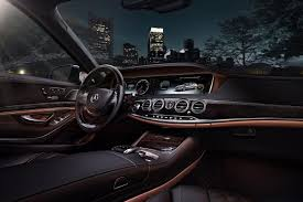 2017 Mercedes-Benz S-Class Dashboard - Photos - Gallery: 2017 ...