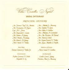 Sample Of Wedding Invitation Card Philippines