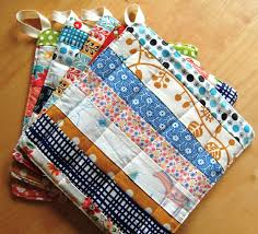 super easy and quick hot pads | Potholder | Pinterest | Super easy ... & super easy and quick hot pads | Potholder | Pinterest | Super easy, Easy  and Potholders Adamdwight.com