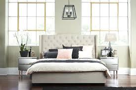 White Tufted King Bed Cool Bed Frames White Tufted Bedroom Set ...