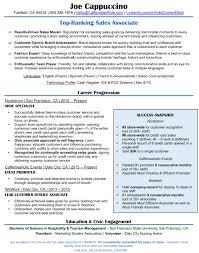 Associate Resume Resume Samples Kyle Elliott Consulting
