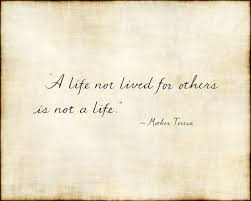 Life Quotes Mother Teresa