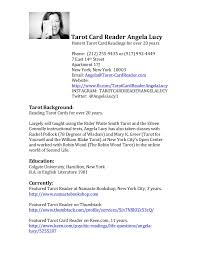 Tarot Card Reader Angela ...
