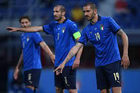 EM 2021 - Italien vs Spanien: Giorgio Chiellini und Leonardo Bonucci - Der  Doktor und das Biest - DER SPIEGEL
