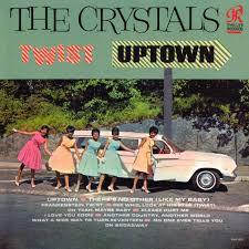 The <b>Crystals</b> The <b>Twist Uptown</b> / SidMashburn.com