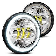 Sealed Beam Lights Lumen Round Sealed Beam Projector Headlights