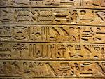 new Kingdom Egypt Hieroglyphics