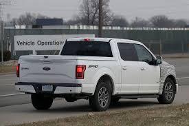 Ford F-150 Hybrid Pickup Truck Spy Shots   Trucks.com