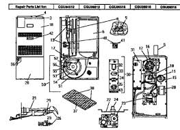coleman evcon model bpch0361ba manual manuals part diagrams all types of repair projects starting the first rv conditioners produced by coleman