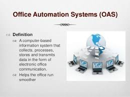 office automated system. office automation systems automated system