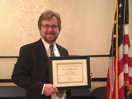 Dr. Kenneth Reeve Receives Distinguished Researcher Award ...
