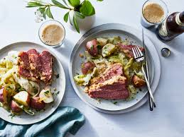 Cooking Light Corned Beef Cabbage 30 Healthy Irish Recipes For St Patricks Day Cooking