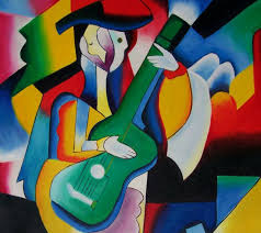 picasso is an artist famous for his abstract paintings famous abstract art picasso