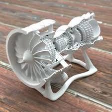 <b>printed</b> mini aero <b>engine</b> by on Sculpteo