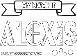 Small Picture free coloring pages names name coloring page maker draw Maelukecom