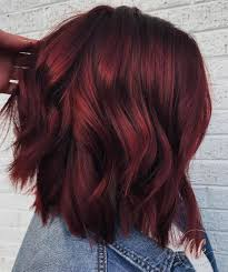 Red Hair Color Fall 2018