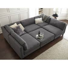 Sectional Sofas: Sectional Sofa Design: Most Coolest Pit Sectional Sofas  Pit Sofa Inside Pit