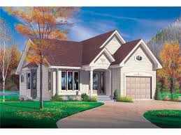 Small Cottage House Plans With Attached Garage   SpeedchicblogSmall Cottage House Plans With Attached Garage