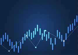 Investment Charts And Graphs Business Candle Stick Graph Chart Of Stock Market Investment