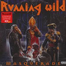 <b>Running Wild</b> - Masquerade Remastered Edition - Vinyl 2LP - 2017 ...