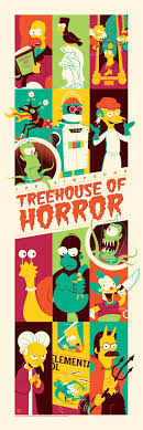 Recap Of The Simpsons Treehouse Of Horror 12