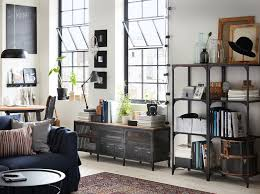 Wall Units, Shelving Units Living Room Modern Living Room Furniture  Eclectic Living Room With Industrial