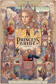 the princess bride print by ise ananphada ise ananphada knocked it out of the park this highly detailed rendition of the princess bride