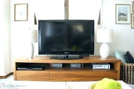 how to decorate tv stand how to decorate stand 5 tips for decorating around a television how to decorate tv