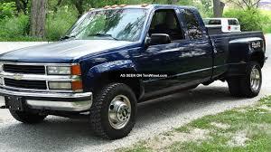 Cars & Trucks - Chevrolet - Silverado 3500 Web Museum
