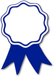 Blue Ribbon Template Free Awards Clipart Branding Ribbon Clip Art Awards