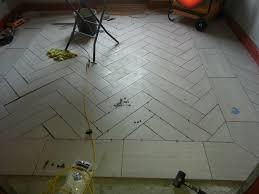 paint fake wood floors