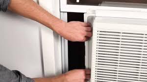 window air conditioner installation. Fine Installation How To Install A Window Air Conditioner To Installation N