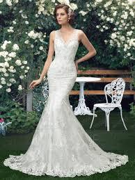 plain trumpet mermaid court train button wedding dress 11292211