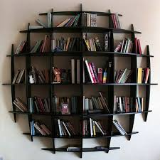 Wall Bookshelves Modern Wall Bookshelf