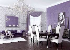 Purple Living Room Spectacular Purple And Grey Living Room Decorating Ideas