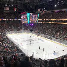 T Mobile Arena Section 118 Home Of Vegas Golden Knights