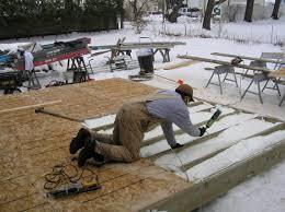 iowa patio room deck contractor builder